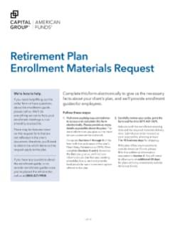 Retirement Planning 401 K Enrollment